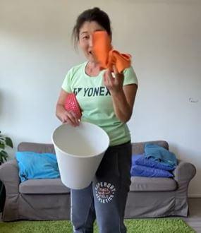 【動画】お家で出来るテニストレーニング Part2